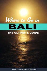 The Ultimate Guide to Where To Go In Bali